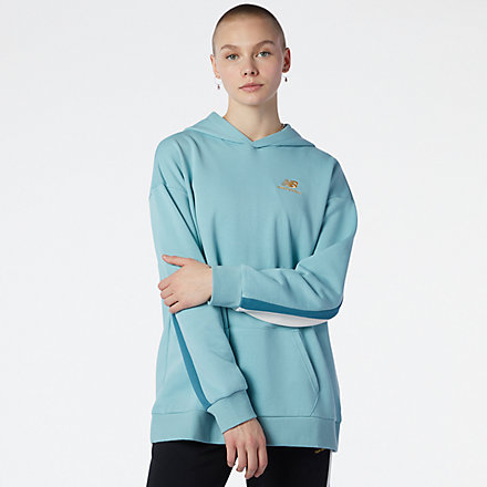 NB Sudadera con capucha NB Athletics Higher Learning, WT13501STB image number null