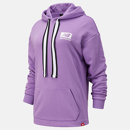 New Balance NB Essentials ID Hoodie, WT13519HTP image number null