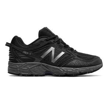 New Balance New Balance 510v3 Trail, Black with Thunder