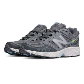 New Balance New Balance 510v3 Trail, Grey with Freshwater & Toxic