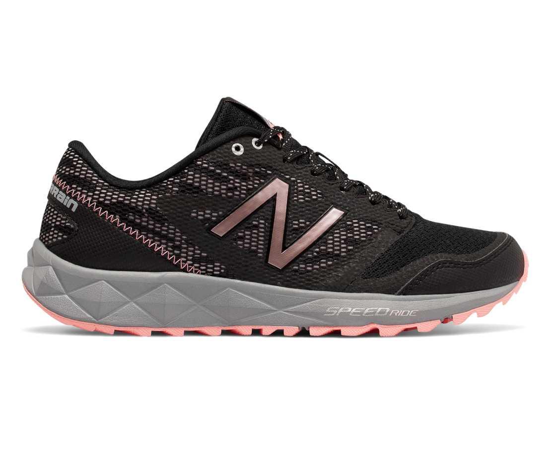 New Balance New Balance 590v2 Trail, Black with Sunrise Glow & Steel