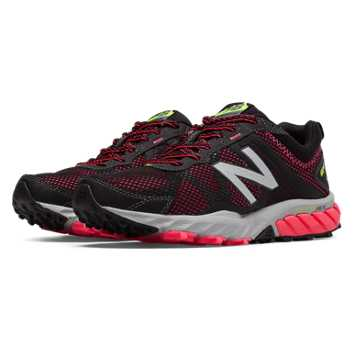New Balance New Balance 610v5, Black with Pink Zing