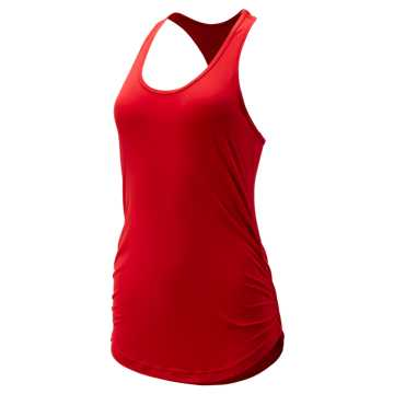 New Balance Transform Perfect Tank, Team Red
