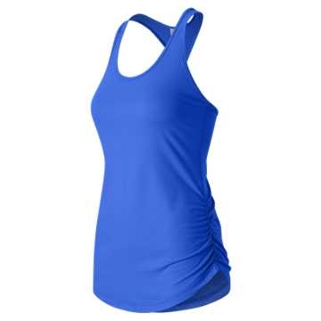 New Balance Transform Perfect Tank, Vivid Cobalt Blue
