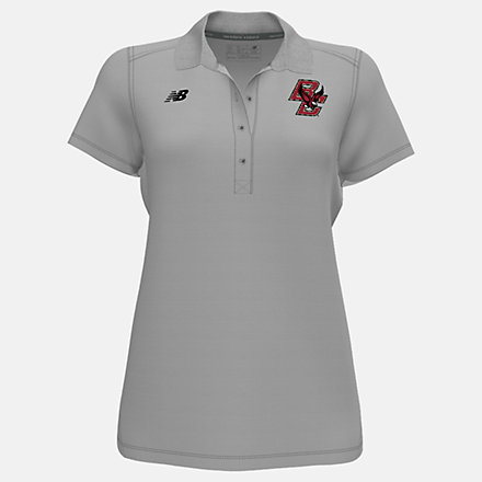 New Balance Tech Polo(Boston College), WT714BCELG image number null