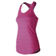 NB Transform Perfect Printed Tank, Alpha Pink with Pigment