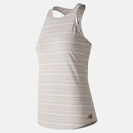 New Balance Intensity Tank, WT73149SST image number null