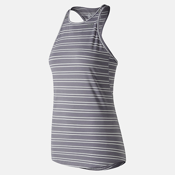 New Balance Seasonless Tank, WT73230ASK
