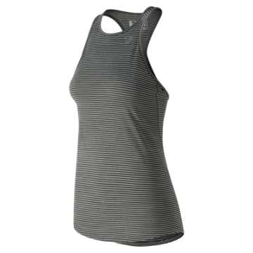New Balance Seasonless Tank, Military Foliage Green