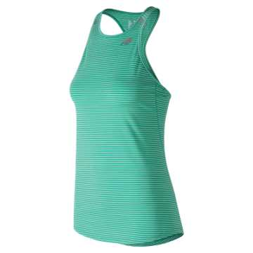 New Balance Seasonless Tank, Tidepool