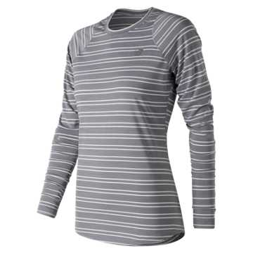 New Balance Seasonless Long Sleeve, Arctic Sky