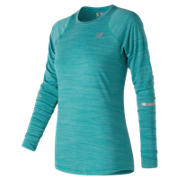 NB Seasonless Long Sleeve, Pisces Heather