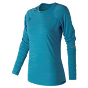 NB Seasonless Long Sleeve, Polaris Heather