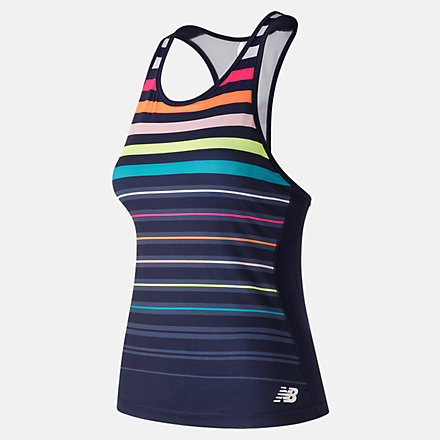 New Balance Akhurst Tank, WT73408PGP image number null
