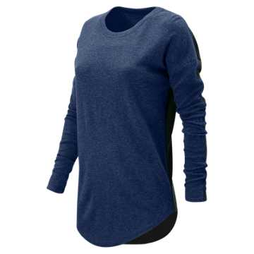 New Balance 247 Luxe Long Sleeve, Tempest