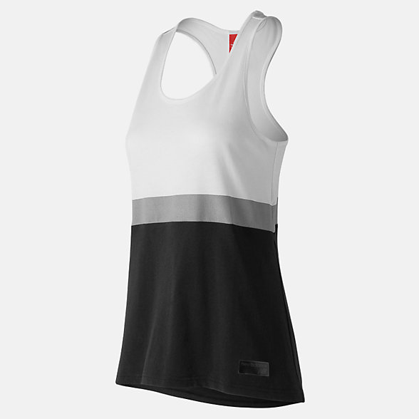 New Balance NB Athletics Novelty Tank, WT73551BGR