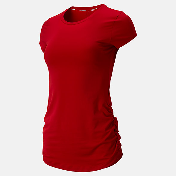 New Balance Transform Perfect Tee, WT81180REP
