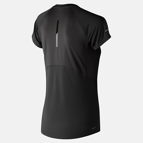 New Balance NB Ice 2.0 SS Running tee Camiseta Mujer
