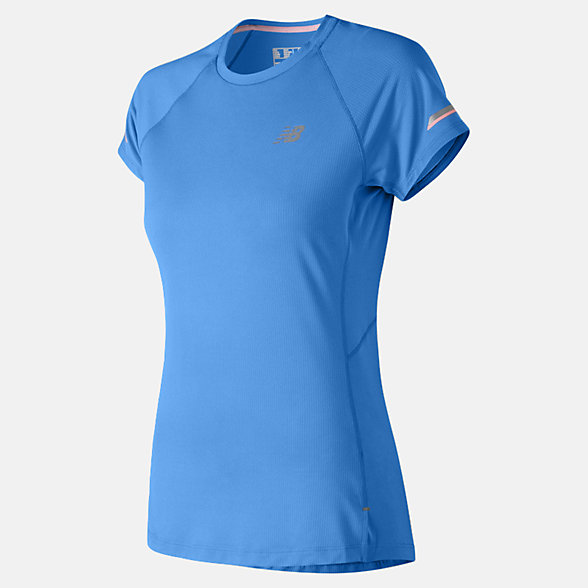 New Balance NB Ice 2.0 Short Sleeve, WT81200LCT