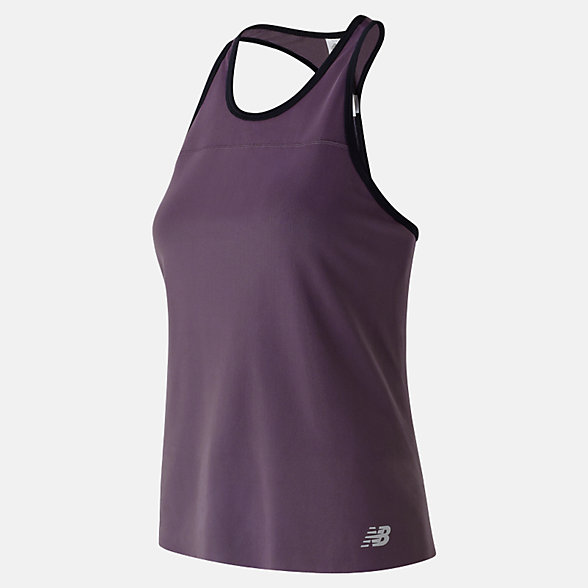 New Balance NB Ice 2.0 Mesh Tank, WT81202EDB