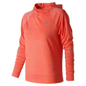 New Balance Seasonless Hoodie, Dragonfly Heather