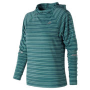 New Balance Seasonless Hoodie, Outer Banks Heather
