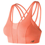 New Balance Evolve Crop Top, Fiji