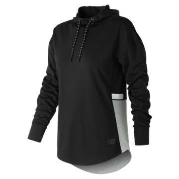 New Balance NB Athletics Pullover, Black