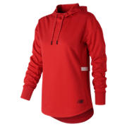 New Balance NB Athletics Pullover, Cerise
