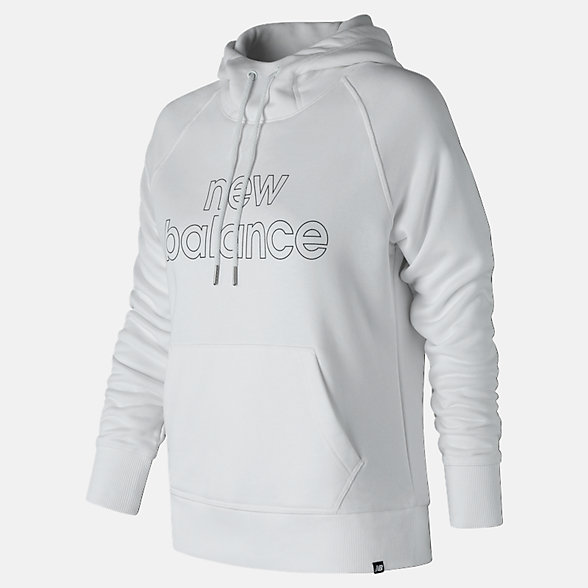 New Balance Essentials Pullover Hoodie, WT81551WT