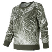New Balance Essentials Novelty Crew, Covert