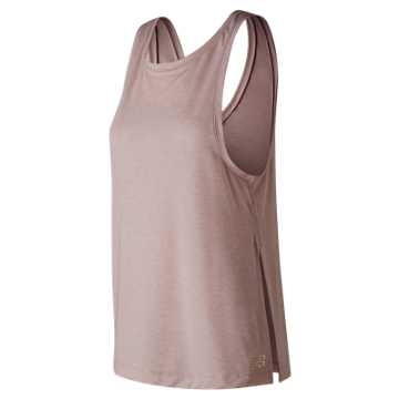 New Balance Transform Two Way Tank, Conch Shell Heather