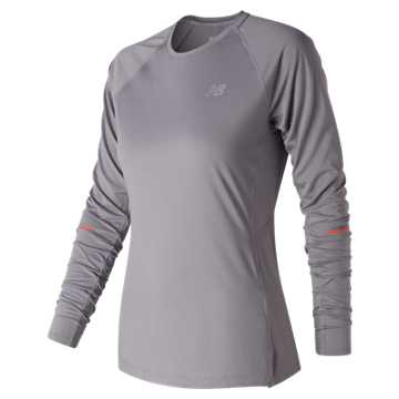 New Balance NB Ice 2.0 Long Sleeve, Arctic Sky