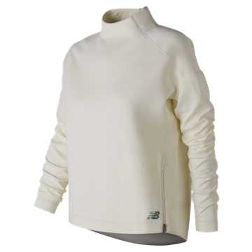 New Balance Q Speed Pullover, Sea Salt