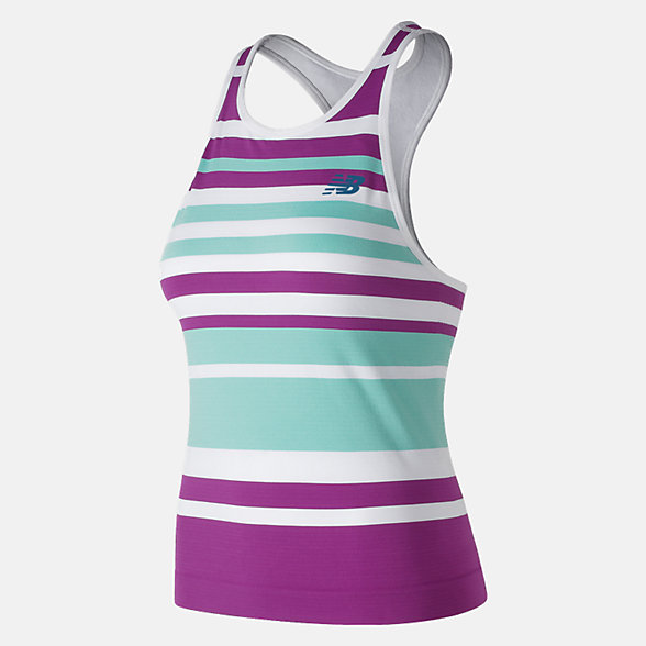 New Balance Tournament Seamless Tank, WT83431AUS
