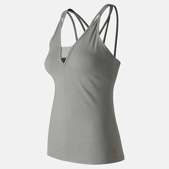 New Balance Camisole à bretelles fines Evolve, WT83469AG