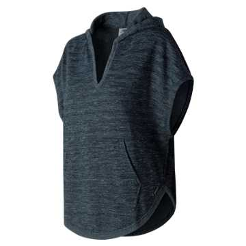 New Balance NB Release Hooded Tee, Galaxy