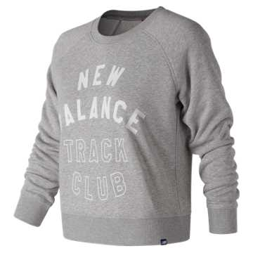 New Balance Essentials Crew, Athletic Grey