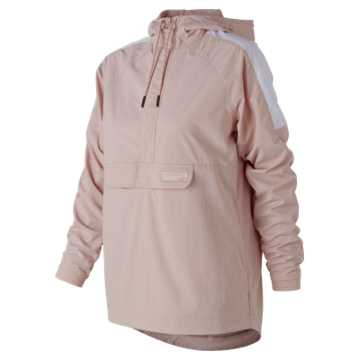New Balance NB Athletics Anorak, Charm