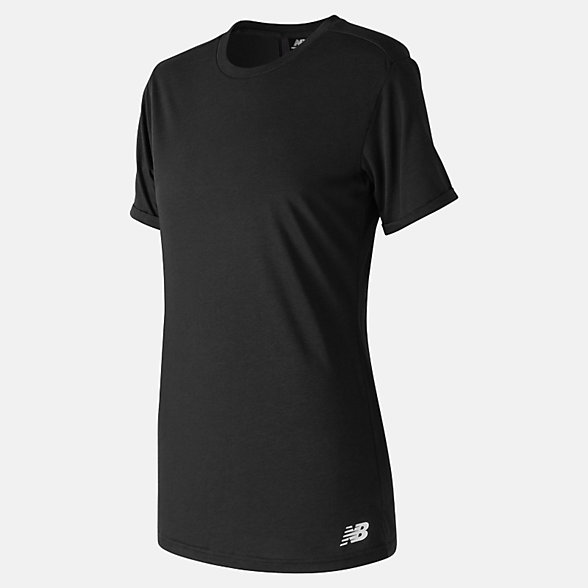 New Balance T-shirt 247 Sport, WT83542BK