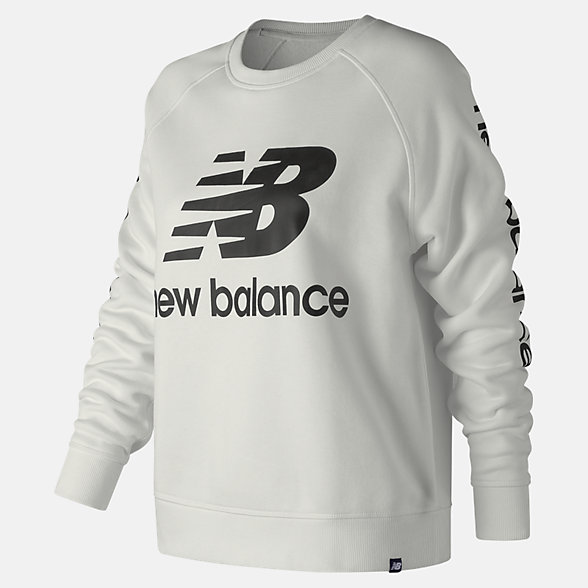 New Balance Chandail ras du cou Essentials avec logo NB, WT83560WT