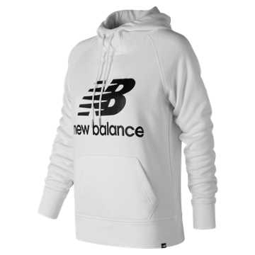 New Balance Essentials Pullover Hoodie, White