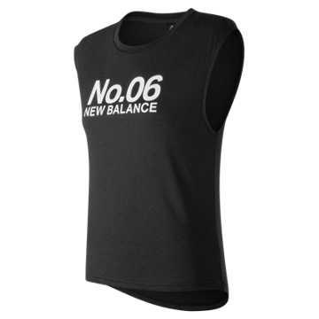 New Balance 247 Sport Tank, Black