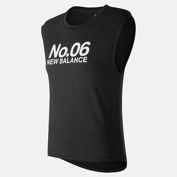 New Balance 247 Sport Tank, WT83591BK