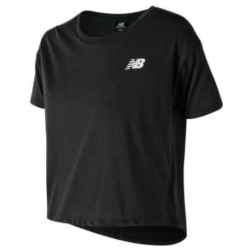 New Balance 247 Sport NB Tee, Black