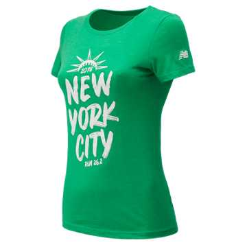 New Balance NYC Marathon Run 26.2, Green