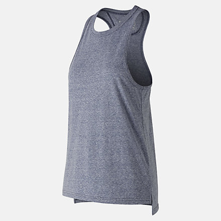 New Balance Modern Graphic Tank, WT83814PGM image number null