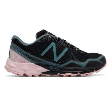 New Balance New Balance 910v3 Trail, Black with Bleached Sunrise & Alpha Pink