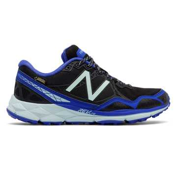 New Balance 910v3 Trail GTX, Fin with Black & Droplet