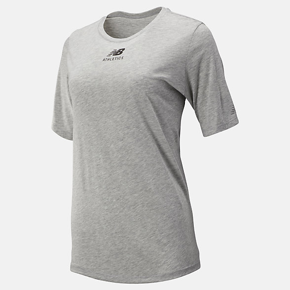 New Balance Relentless Graphic Tee, WT91135HG